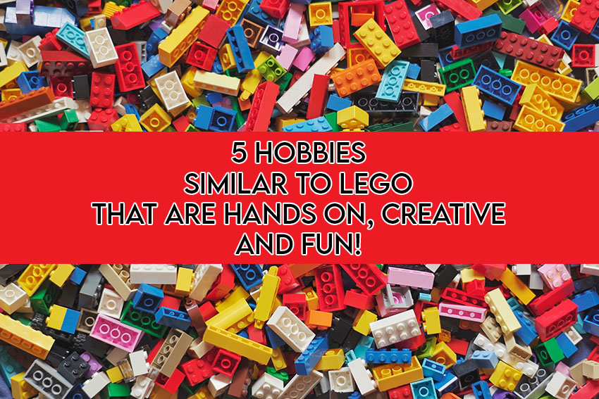 This image features the relevant title and an evocative image showing LEGO.