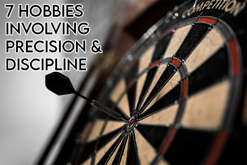 this image features the article title and an evocative image of a bullseye on a dart board to symbolize precision