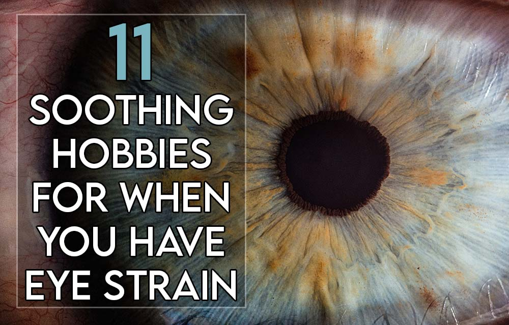 This image features the relevant article title and an evocative image of a red, sore looking eye.