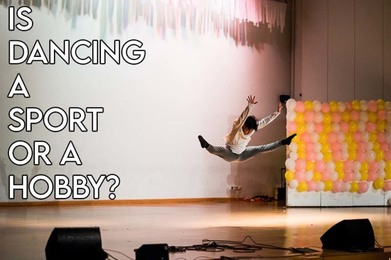 This image features the relevant article title and an evocative image of a man dancing