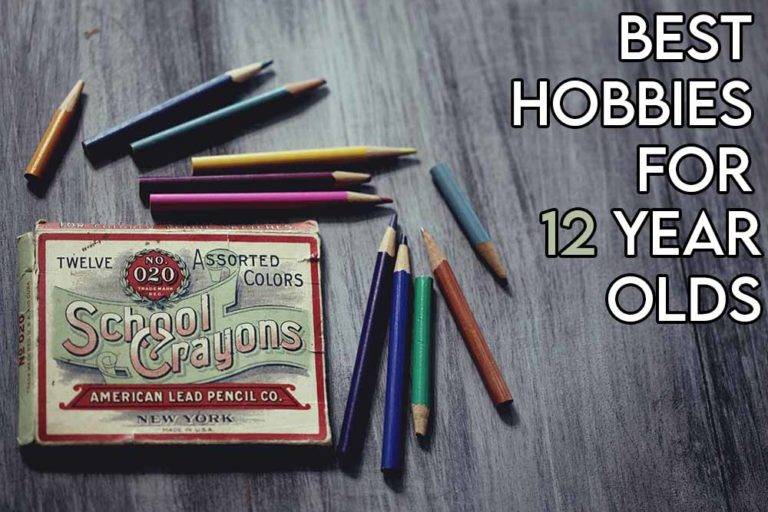 this image features the relevant article title about hobbies for twelve year olds and also includes an image a hobby that a twelve year old might enjoy which is coloring in